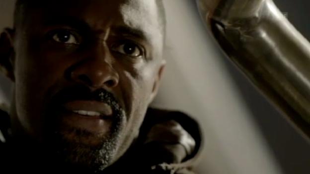 Video «Idris Elba als genialer Detektiv «Luther»» abspielen