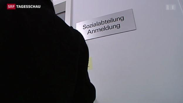 Video «Bundesrat zieht die Schraube für arbeitslose EU-Bürger an» abspielen
