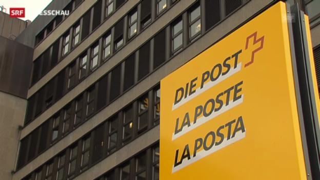 Video «Preisüberwacher leitet gegen die Post ein Verfahren ein» abspielen