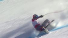 Video «Ski: WM 2015 Vail/Beaver Creek, Super-G Männer, Fahrt von Bode Miller» abspielen