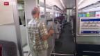 Video «SBB-Zug nimmt Form an» abspielen