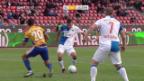 Video «GC bezwingt Luzern ohne zu überzeugen» abspielen