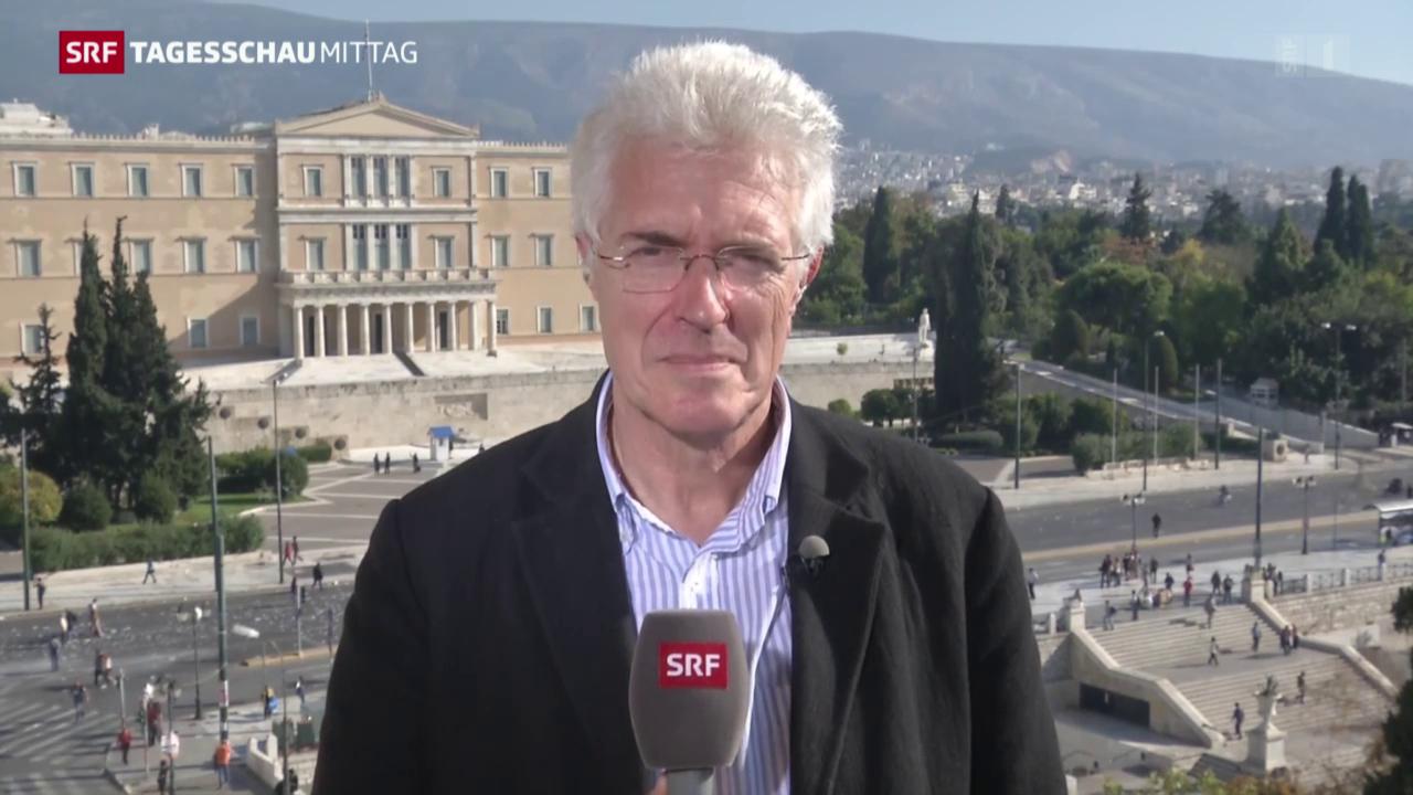 Einschätzungen von SRF-Korrespondent Werner van Gent