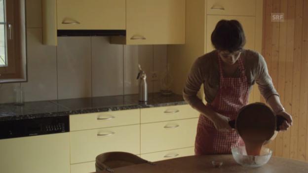 Video «Margrits Alpenküche: Gebrannte Crème» abspielen