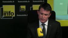 Video «Manuel Valls: Nötige Massnahmen im Angesicht der Bedrohung» abspielen