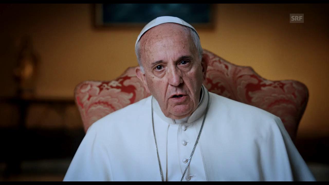 Trailer «Papst Franziskus»