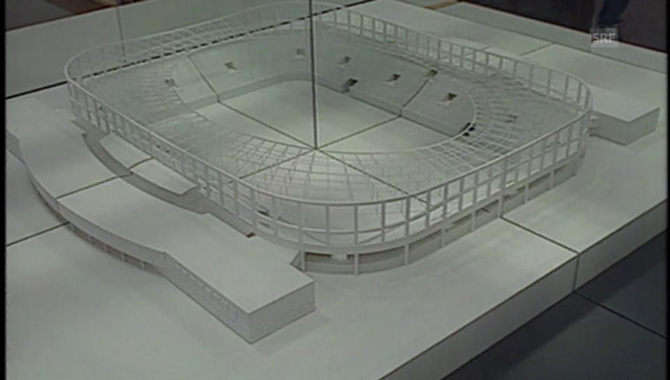 Aarauer Stadionprojekt in Schafisheim - Schweiz aktuell vom 12.06.97