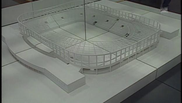 Video «Aarauer Stadionprojekt in Schafisheim - Schweiz aktuell vom 12.06.97» abspielen