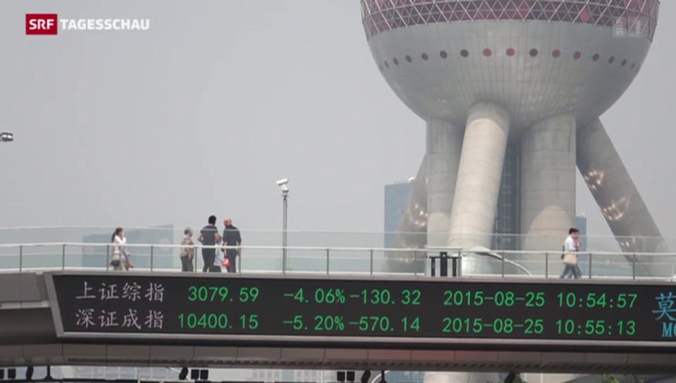 Chinas Führung verliert die Aura der Unbesiegbaren