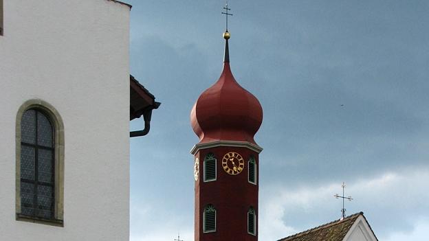 Glockengeläut der Klosterkirche in Wettingen