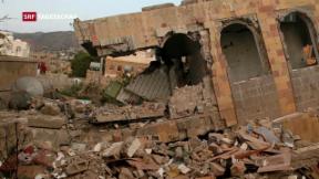 Video «Jemen-Konferenz und Hintergründe» abspielen