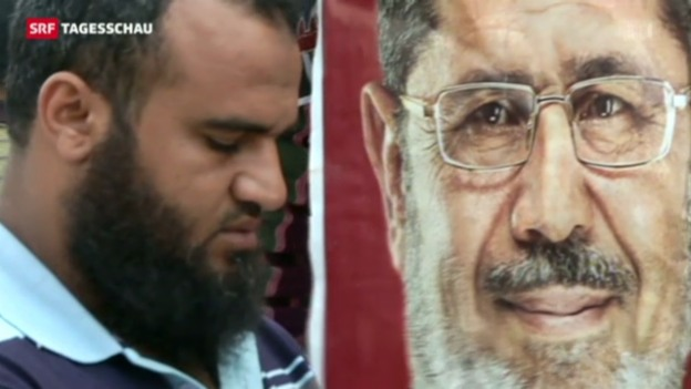 Video «Muslimbrüder lehnen Versöhnungsangebot ab» abspielen