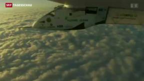 Video «Solar Impulse sitzt auf Hawaii fest» abspielen