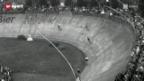 Video «Siegesfahrten und Todesdramen – 100 Jahre offene Radrennbahn Oerlikon» abspielen
