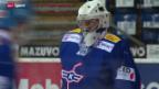 Video «Eishockey, NLA: Kloten Flyers - Davos» abspielen