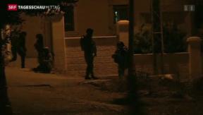 Video «Israel greift hart durch» abspielen