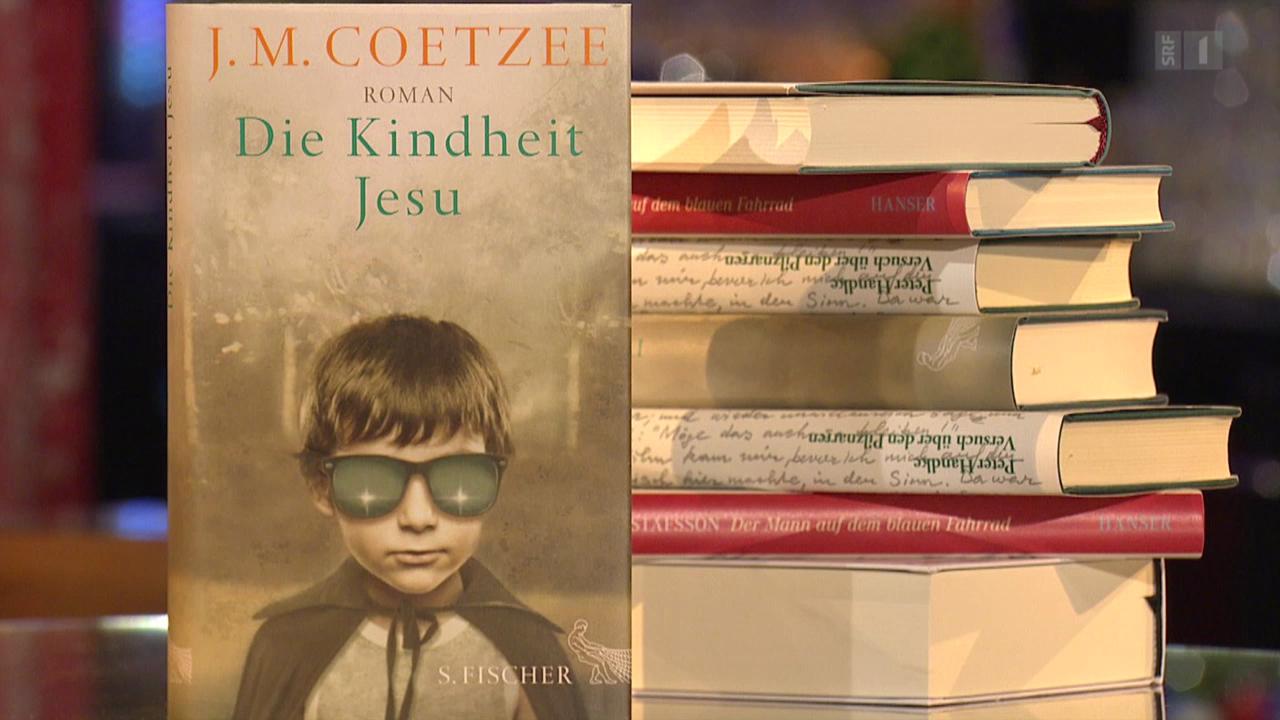 J.M. Coetzee: Das Leben Jesu