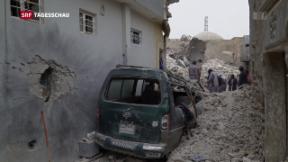 Video «Wiederaufbau des Iraks» abspielen