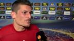 Video «Fussball: Interview mit Dennis Hediger» abspielen