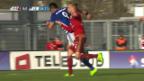 Video «Die strittige rote Karte gegen Maurice Brunner» abspielen