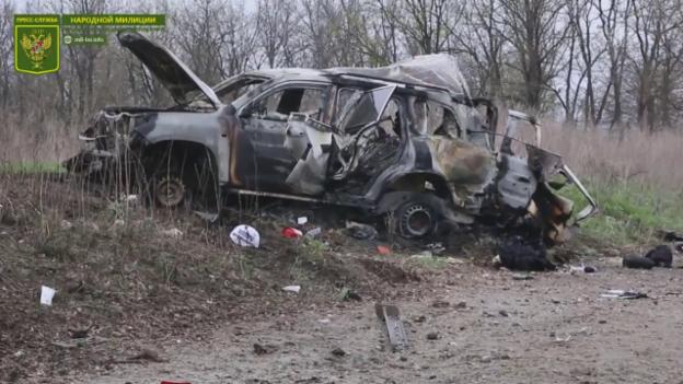 Video «Erstmals ist in der Ostukraine ein OSZE-Beobachter getötet worden» abspielen