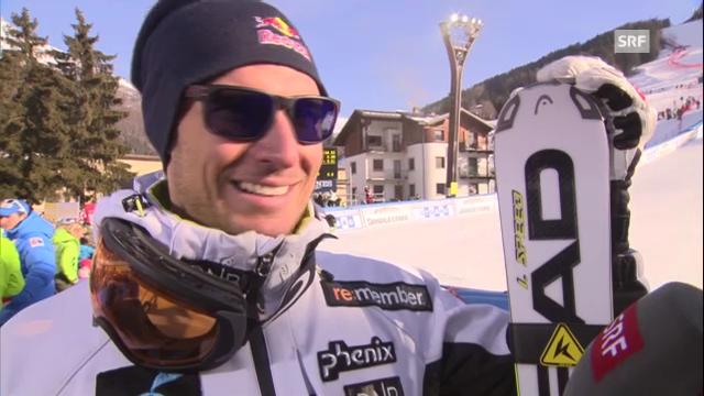 Interview mit Aksel Svindal («sportlive»)