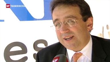 Aus dem Archiv: Pascal Broulis will in den Bundesrat