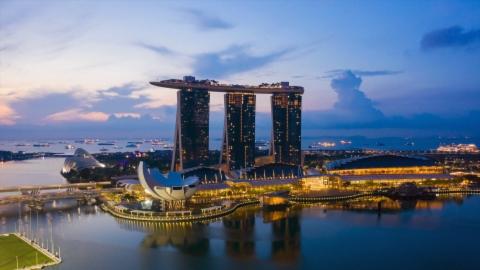 Smart Cities - Singapur (1/2)