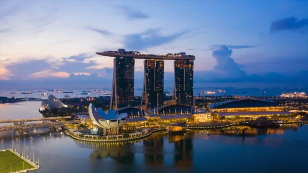 Video «Smart Cities - Singapur (1/2)» abspielen