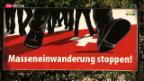Video «Steilpass für Zuwanderungs-Gegner?» abspielen