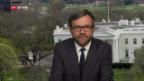 Video «FOKUS: Live-Schaltung zu Peter Düggeli in Washington» abspielen