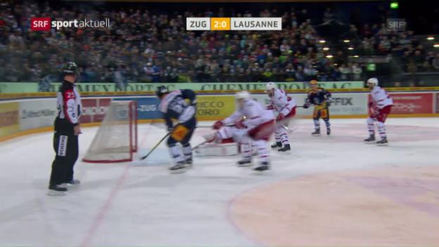 Video «Holden und Martschini zerlegen Lausanne» abspielen