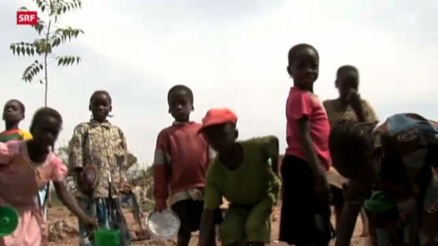 Video «Fortschritte bei den Millenniumszielen» abspielen