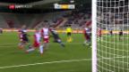 Video «Thun verliert zuhause gegen Lugano» abspielen