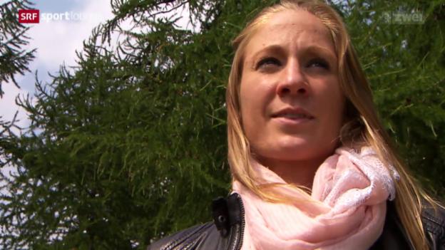 Video «Triathletin Daniela Ryf – der Weg zurück an die Weltspitze» abspielen