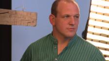 Video «Bruno Gisler: Der Schwinger hängt die Hose an den Nagel» abspielen
