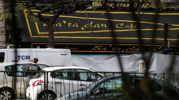 Konzertbesucher in Paris: «Es war die Hölle»