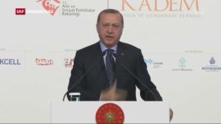 Video «Erdogan reagiert» abspielen