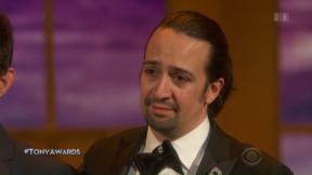 Video «Hip-Hop-Musical «Hamilton» gewinnt elf Tony-Awards» abspielen