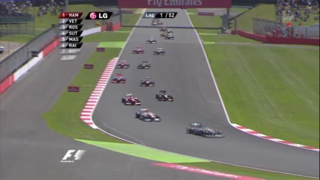 Video «Der Blitzstart von Felipe Massa («sportlive»)» abspielen