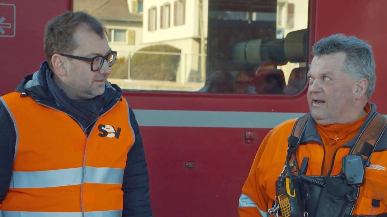 «Gewerkschafter mit frei am 1. Mai»: Pius Kessler über Peter Peyer