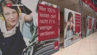 Video «SPD will mit Schlagwörtern punkten» abspielen