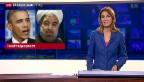 Video «Telefongespräch zwischen Obama und Rohani» abspielen