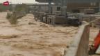 Video «Unwetter in Norditalien» abspielen