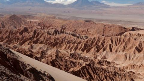 Planet Sand: Atacama (2/3)