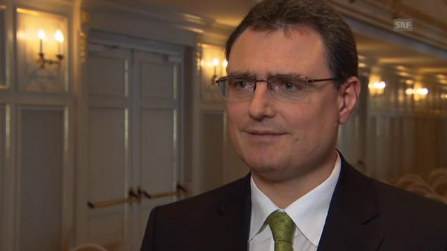 SNB-Chef Jordan zur Gold-Initiative