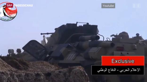 Video «Russland in Syrien» abspielen