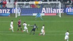 Video «Fussball: Basel - YB» abspielen