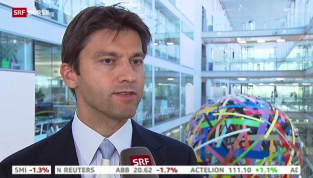 Video «SRF Börse vom 04.08.2014» abspielen