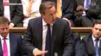 Video «Schallende Ohrfeige für Grossbritanniens Premierminister» abspielen